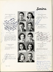 Page 16, 1943 Edition, Reidsville High School - Renocahi Yearbook (Reidsville, NC) online yearbook collection