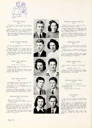 Page 14, 1945 Edition, Reidsville High School - Renocahi Yearbook (Reidsville, NC) online yearbook collection