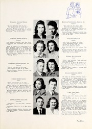 Page 15, 1945 Edition, Reidsville High School - Renocahi Yearbook (Reidsville, NC) online yearbook collection