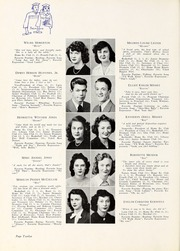 Page 16, 1945 Edition, Reidsville High School - Renocahi Yearbook (Reidsville, NC) online yearbook collection