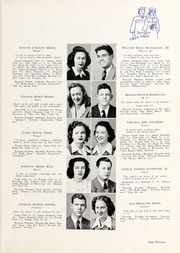 Page 17, 1945 Edition, Reidsville High School - Renocahi Yearbook (Reidsville, NC) online yearbook collection