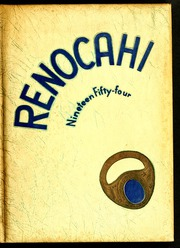 Page 1, 1954 Edition, Reidsville High School - Renocahi Yearbook (Reidsville, NC) online yearbook collection