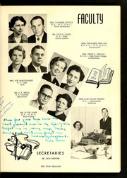 Page 17, 1954 Edition, Reidsville High School - Renocahi Yearbook (Reidsville, NC) online yearbook collection