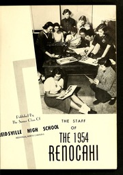 Page 5, 1954 Edition, Reidsville High School - Renocahi Yearbook (Reidsville, NC) online yearbook collection