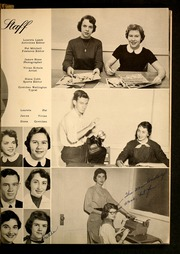 Page 7, 1957 Edition, Reidsville High School - Renocahi Yearbook (Reidsville, NC) online yearbook collection