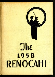 Page 1, 1958 Edition, Reidsville High School - Renocahi Yearbook (Reidsville, NC) online yearbook collection