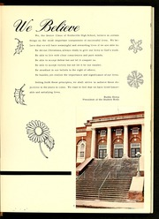 Page 11, 1958 Edition, Reidsville High School - Renocahi Yearbook (Reidsville, NC) online yearbook collection
