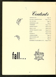 Page 16, 1958 Edition, Reidsville High School - Renocahi Yearbook (Reidsville, NC) online yearbook collection