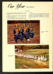Page 8, 1958 Edition, Reidsville High School - Renocahi Yearbook (Reidsville, NC) online yearbook collection