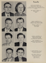 Page 11, 1956 Edition, A C Reynolds High School - Cedar Cliff Echoes Yearbook (Asheville, NC) online yearbook collection