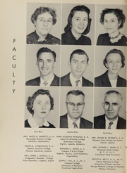 Page 12, 1956 Edition, A C Reynolds High School - Cedar Cliff Echoes Yearbook (Asheville, NC) online yearbook collection