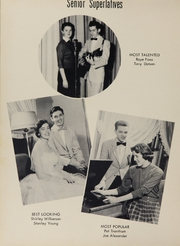 A C Reynolds High School - Cedar Cliff Echoes Yearbook (Asheville, NC) online yearbook collection, 1956 Edition, Page 96