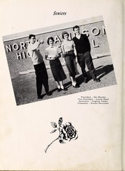 Page 12, 1955 Edition, North Davidson High School - Nordahi Yearbook (Lexington, NC) online yearbook collection