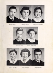Page 13, 1955 Edition, North Davidson High School - Nordahi Yearbook (Lexington, NC) online yearbook collection
