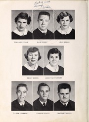 Page 14, 1955 Edition, North Davidson High School - Nordahi Yearbook (Lexington, NC) online yearbook collection