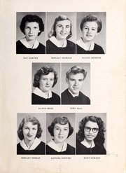 Page 15, 1955 Edition, North Davidson High School - Nordahi Yearbook (Lexington, NC) online yearbook collection