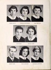 Page 16, 1955 Edition, North Davidson High School - Nordahi Yearbook (Lexington, NC) online yearbook collection