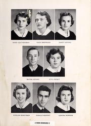Page 17, 1955 Edition, North Davidson High School - Nordahi Yearbook (Lexington, NC) online yearbook collection