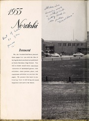 Page 6, 1955 Edition, North Davidson High School - Nordahi Yearbook (Lexington, NC) online yearbook collection