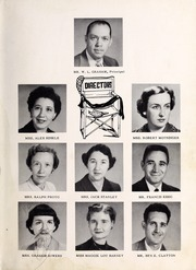 Page 9, 1955 Edition, North Davidson High School - Nordahi Yearbook (Lexington, NC) online yearbook collection