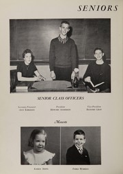 Page 16, 1957 Edition, Statesville High School - Trail Yearbook (Statesville, NC) online yearbook collection