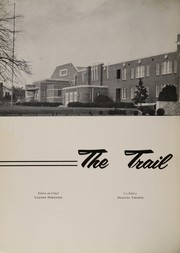 Page 6, 1957 Edition, Statesville High School - Trail Yearbook (Statesville, NC) online yearbook collection