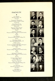 Page 11, 1945 Edition, Brevard High School - Brevardier Yearbook (Brevard, NC) online yearbook collection