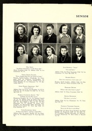 Page 14, 1945 Edition, Brevard High School - Brevardier Yearbook (Brevard, NC) online yearbook collection