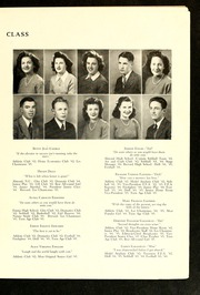 Page 15, 1945 Edition, Brevard High School - Brevardier Yearbook (Brevard, NC) online yearbook collection