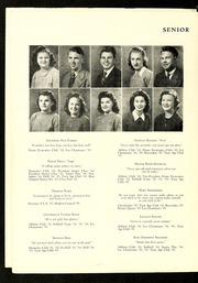 Page 16, 1945 Edition, Brevard High School - Brevardier Yearbook (Brevard, NC) online yearbook collection