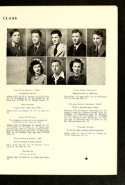 Page 17, 1945 Edition, Brevard High School - Brevardier Yearbook (Brevard, NC) online yearbook collection