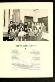 Page 9, 1945 Edition, Brevard High School - Brevardier Yearbook (Brevard, NC) online yearbook collection