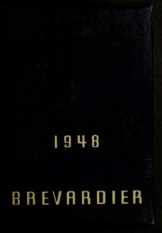 1948 Edition, Brevard High School - Brevardier Yearbook (Brevard, NC)