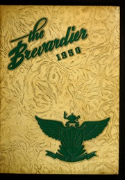 1950 Edition, Brevard High School - Brevardier Yearbook (Brevard, NC)