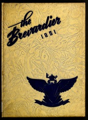 1951 Edition, Brevard High School - Brevardier Yearbook (Brevard, NC)