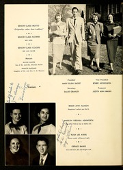 Page 12, 1951 Edition, Brevard High School - Brevardier Yearbook (Brevard, NC) online yearbook collection
