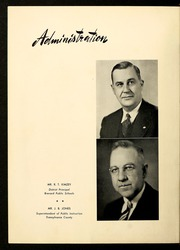 Page 8, 1951 Edition, Brevard High School - Brevardier Yearbook (Brevard, NC) online yearbook collection