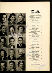 Page 9, 1951 Edition, Brevard High School - Brevardier Yearbook (Brevard, NC) online yearbook collection