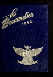 1952 Edition, Brevard High School - Brevardier Yearbook (Brevard, NC)