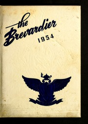 1954 Edition, Brevard High School - Brevardier Yearbook (Brevard, NC)