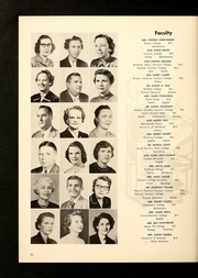 Page 10, 1954 Edition, Brevard High School - Brevardier Yearbook (Brevard, NC) online yearbook collection