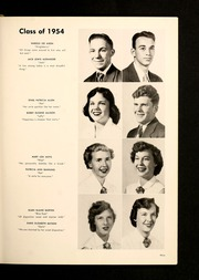 Page 13, 1954 Edition, Brevard High School - Brevardier Yearbook (Brevard, NC) online yearbook collection