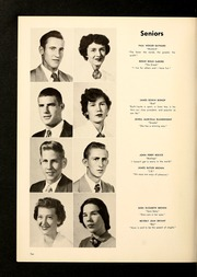 Page 14, 1954 Edition, Brevard High School - Brevardier Yearbook (Brevard, NC) online yearbook collection