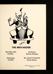 Page 5, 1954 Edition, Brevard High School - Brevardier Yearbook (Brevard, NC) online yearbook collection