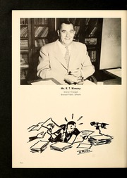 Page 8, 1954 Edition, Brevard High School - Brevardier Yearbook (Brevard, NC) online yearbook collection
