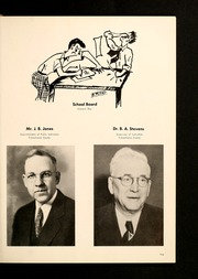 Page 9, 1954 Edition, Brevard High School - Brevardier Yearbook (Brevard, NC) online yearbook collection