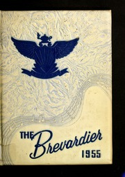 1955 Edition, Brevard High School - Brevardier Yearbook (Brevard, NC)
