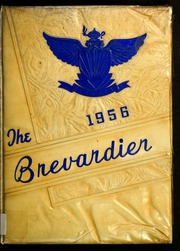 1956 Edition, Brevard High School - Brevardier Yearbook (Brevard, NC)