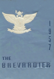1957 Edition, Brevard High School - Brevardier Yearbook (Brevard, NC)
