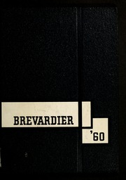 1960 Edition, Brevard High School - Brevardier Yearbook (Brevard, NC)